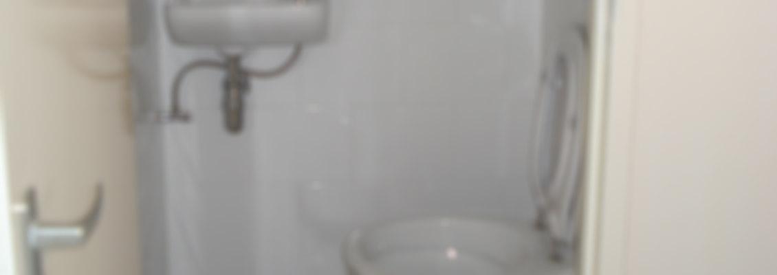 Toilet verbouwing