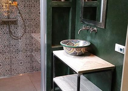 Badkamer te Eemnes – Bouwbedrijf Sterk – Een andere aannemer ...