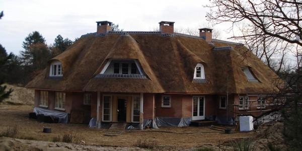 Villa Bentveld Voorkant
