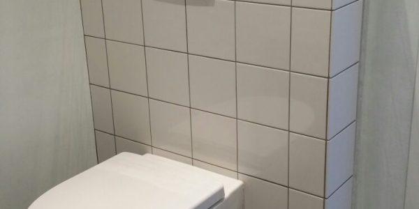 Badkamer te Amsterdam